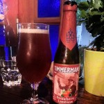 strawberry lambic